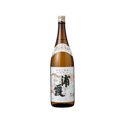 浦霞 本醸造 1.8L