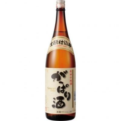 【単品】北鹿 がっぱり酒 1800ml