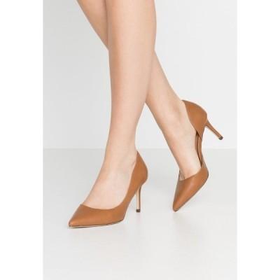 コールイットスプリング ヒール レディース シューズ VICTORIA - High heels - cognac