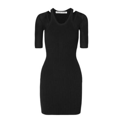 ALEXANDERWANG.T アレキサンダーワン チューブドレス ファッション  レディースファッション  ドレス、ブライダル  パーティドレス ブラック