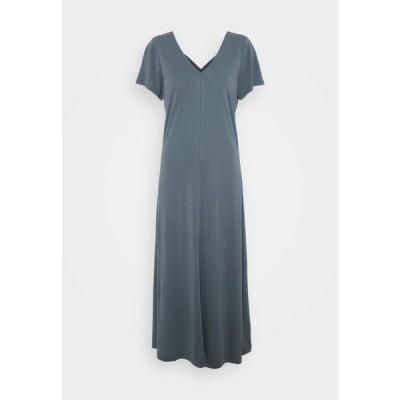 ミニマム レディース ドレス SIAH - Maxi dress - china blue