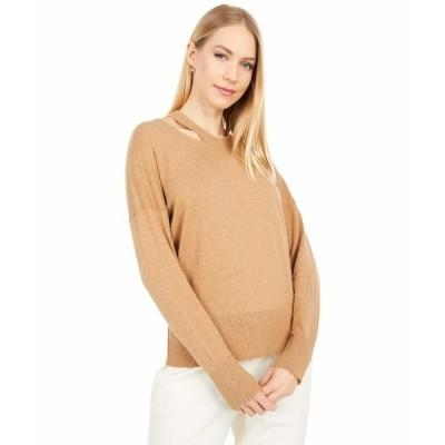 エヌフィランソロピー ニット&セーター アウター レディース Alloy Sweater Camel
