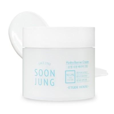 [エチュードハウス] エチュード純正水分バリアクリーム 130ml Etude Soon Jung Moisture Barrier Cream 130ml Soon Jung スンジョン ETUDE