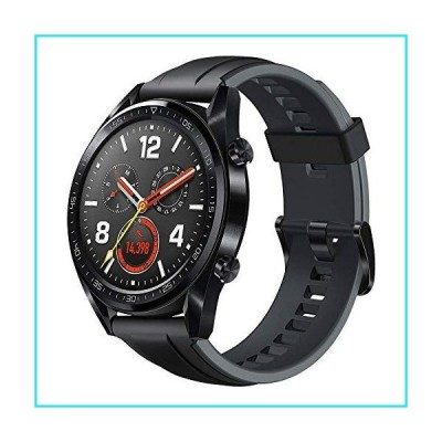 Huawei Watch GT GPS Running Watch with Heart Rate Monitoring and Smart Notification (Up to 2 weeks of battery life)【並行輸入品】