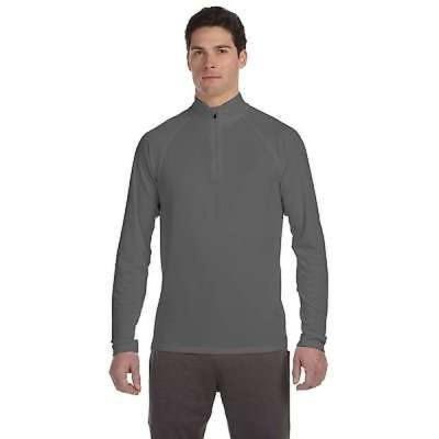 海外直輸入ブランドアクセサリー メンズ Graphite Big Tall Quarter-zip Lightweight Pullover Grey