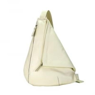 豊岡鞄 ottorossi ORA001 ボディバッグ (オフホワイト)