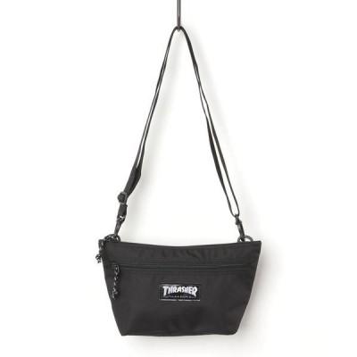 ショルダーバッグ バッグ THRASHER/スラッシャー Mini Shoulder Bag ミニショルダーバッグ
