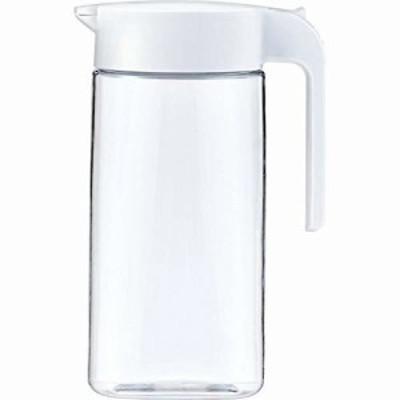 アスベル 冷水筒 ホワイト 1600ml SPドリンク・ビオS1600L