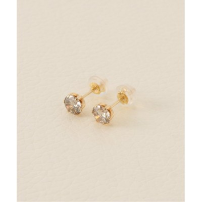 (ENSEMBLE/アンサンブル)【Limited】 K18・0.7ct ダイヤモンド ピアス/レディース ゴールド