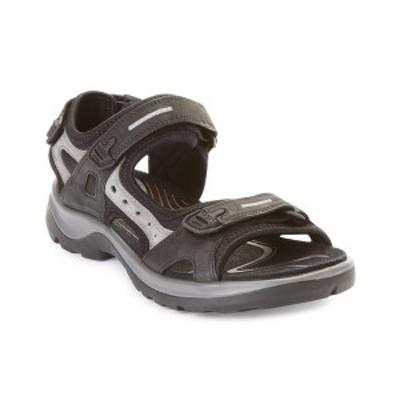 エコー レディース サンダル シューズ Women's Yucatan Sandals Black/Mole