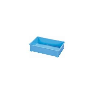 サンコー PP大型カラー番重 A型ブルー ABV8601