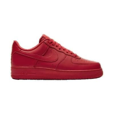 (取寄)ナイキ メンズ エア フォース 1 LV8 Nike Men's Air Force 1 LV8 University Red University Red Black