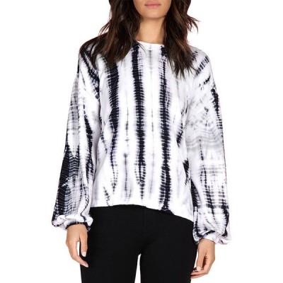 サンクチュアリー レディース シャツ トップス Perfect Tie Dyed Sweatshirt