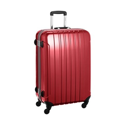 マンハッタンエクスプレス スーツケース フレームタイプ 鏡面加工 フーク 87.5L 75.5cm 75.5 cm 5.3kg 53-200