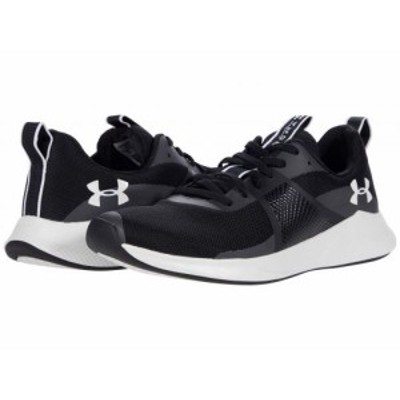 Under Armour アンダーアーマー レディース 女性用 シューズ 靴 スニーカー 運動靴 UA Charged Aurora Black/White/White【送料無料】