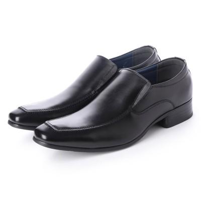 ジョーマリノ JO MARINO 日本製 本革 メンズ ビジネスシューズ 紳士靴 (ブラック)
