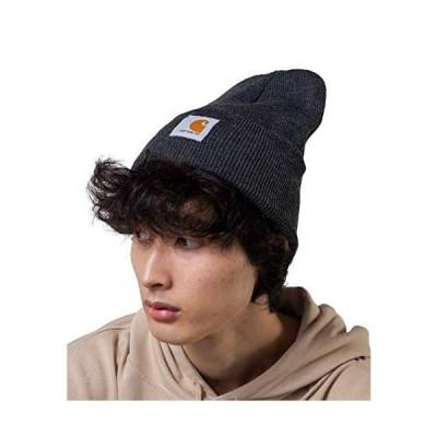 [ウィゴー] Carhartt カーハート Acrylic Watch ニット帽 CAP メンズ MT20AU09-MG4208 F Dグレー