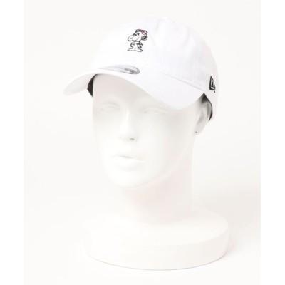 NAUGHTIAM / 【NEW ERA/ニューエラ】920 PEANUTS ベル MEN 帽子 > キャップ