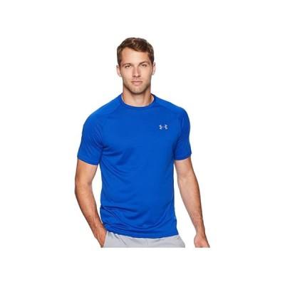 アンダー アーマー UA Tech Short Sleeve Tee メンズ Shirts & Tops Royal/Graphite