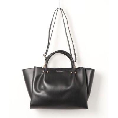 CROSSPLUS ONLINE / 合皮BAG WOMEN バッグ > ハンドバッグ