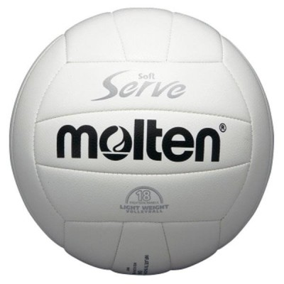 モルテン バレー ソフトサーブ軽量 4号球(体育・授業用) 16 ボール(ev4w)