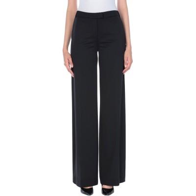 MARIELLA ROSATI パンツ ブラック 46 レーヨン 65% / ナイロン 30% / ポリウレタン 5% パンツ