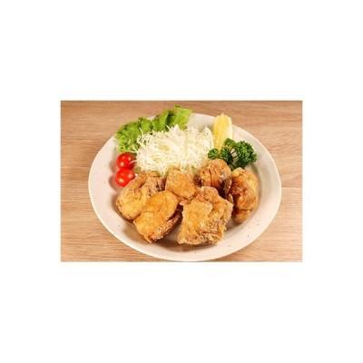 中津市 ふるさと納税 九州産若鶏骨なしからあげもも肉1kg(約25個入)揚げ方レシピとからあげ粉付き からあげの聖地