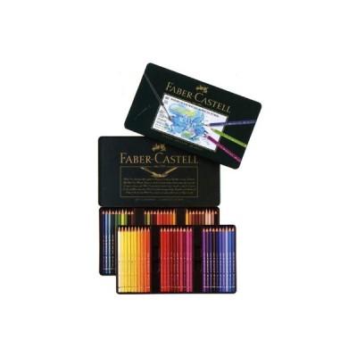 色鉛筆 ファーバーカステル FABER-CASTELL アルブレヒト デューラー水彩色鉛筆 117560 60色(缶入) 6773
