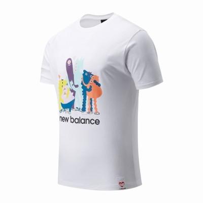 NB Pride グラフィックショートスリーブ Tシャツ ライフスタイル ウェア / トップス