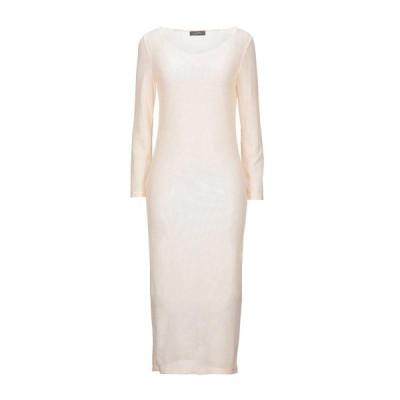 SOALLURE チューブドレス  レディースファッション  ドレス、ブライダル  パーティドレス ベージュ