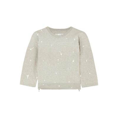 TRE by NATALIE RATABESI スウェットシャツ ライトグレー XS コットン 95% / ポリエステル 5% スウェットシャツ