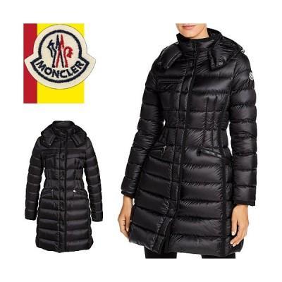 モンクレール MONCLER ダウン ダウンジャケット エルミンヌ レディース ダウンコート アウター ブランド 軽量 大きいサイズ 黒 ブラック