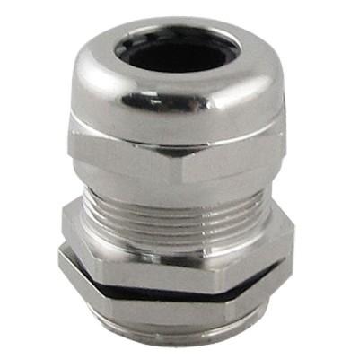 uxcell ケーブルグランド コネクタクランプ ロックナット付き 6.0-12.0mm M20 1個