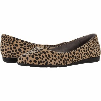 ミートゥー Me Too レディース スリッポン・フラット シューズ・靴 Alina Cheetah Printed Suede