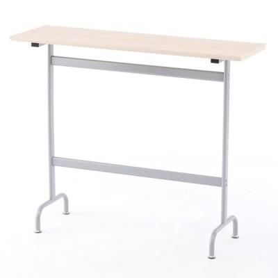 R・Fヤマカワ リフレッシュハイテーブル W1200×D400 ナチュラル RFRT-HT1240N