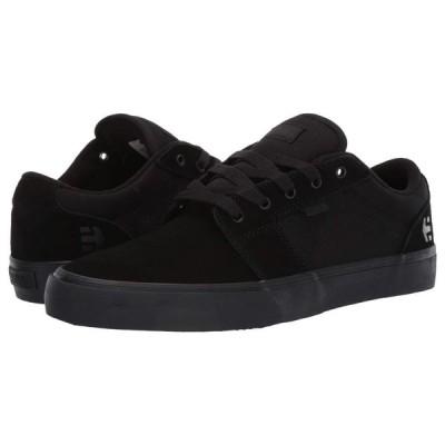 エトニーズ etnies メンズ スニーカー シューズ・靴 Barge LS Black/Black/Black