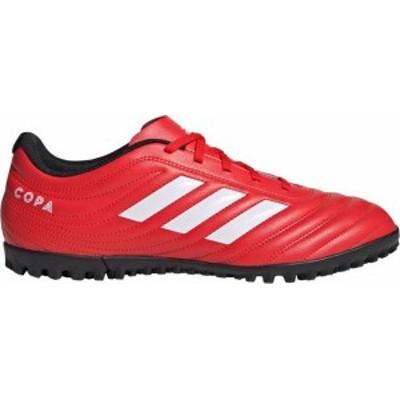 アディダス レディース スニーカー シューズ adidas Men's Copa 20.4 Turf Soccer Cleats Red/Black