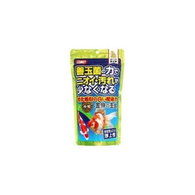 イトスイ コメット 金魚の主食 納豆菌 中粒 90g