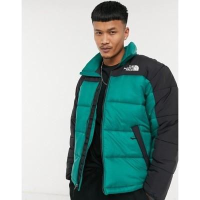 ノースフェイス メンズ ジャケット・ブルゾン アウター The North Face Himalayan insulated parka jacket in green
