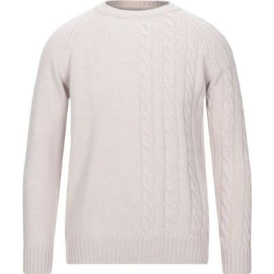 エルシーニジュウサン LC23 メンズ ニット・セーター トップス Sweater Ivory