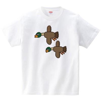 イタクシーズ Tシャツ [ カモがやってきた ] CHATON_CATON_T [メンズ]