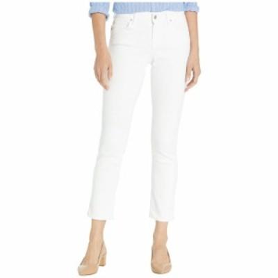 リーバイス Levis Womens レディース ジーンズ・デニム ボトムス・パンツ Mid Rise Skinny Jean Pure White
