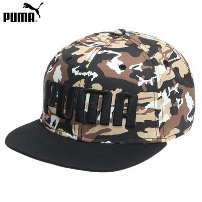 プーマ フラットブリムキャップ 帽子  puma 021460