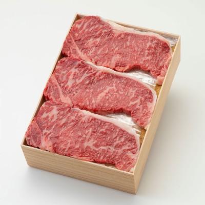 瀬戸内牛ロースステーキ