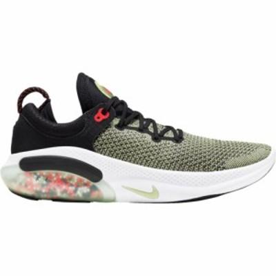 ナイキ Nike メンズ ランニング・ウォーキング シューズ・靴 joyride run flyknit Black/Black/Olive Aura