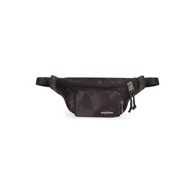 イーストパック EASTPAK バックパック&ヒップバッグ ブラック ポリエステル 100% バックパック&ヒップバッグ