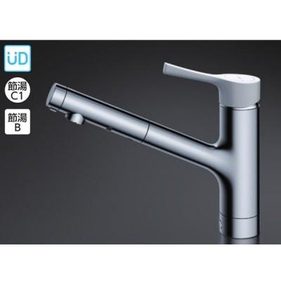 【TKS05306J】TOTO キッチン用水栓金具 台付シングル混合水栓 【トートー】