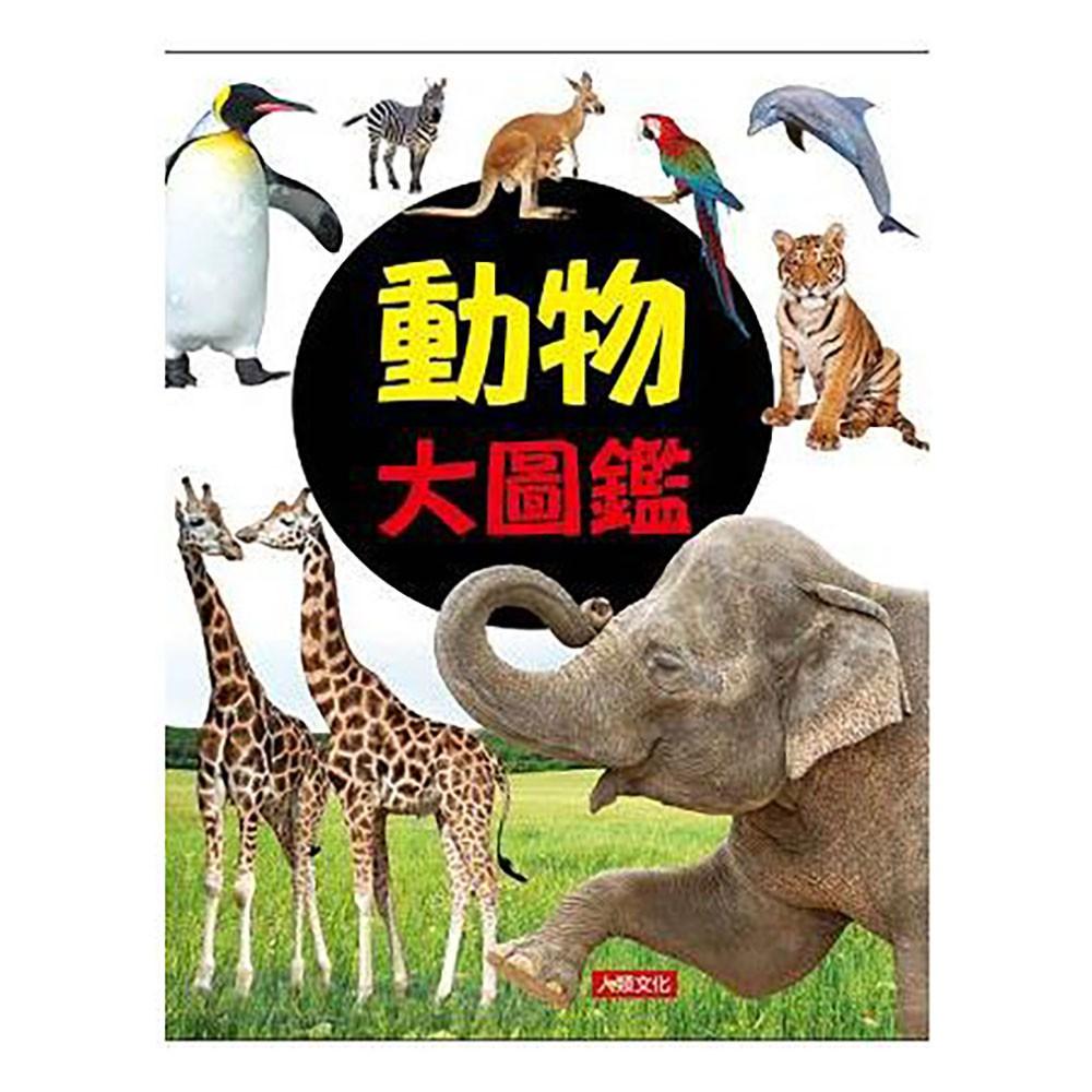 【人類文化】動物大圖鑑