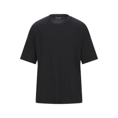 ニール・バレット NEIL BARRETT T シャツ ブラック S コットン 100% T シャツ