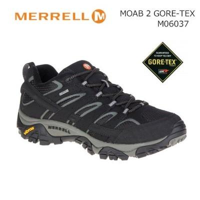 MERRELL メレル MOAB 2 GORE-TEX メレル モアブ 2 ゴアテックス メンズ スポーツカジュアルシューズ M06037